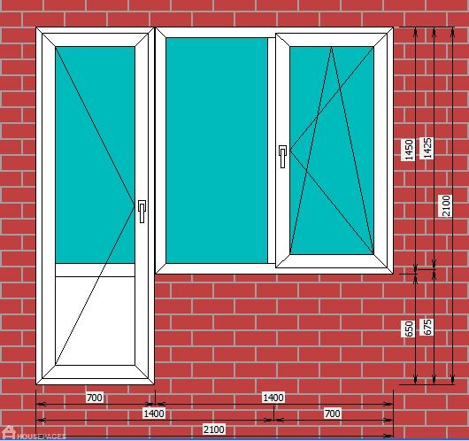 Технология установки пластиковых окон по госту