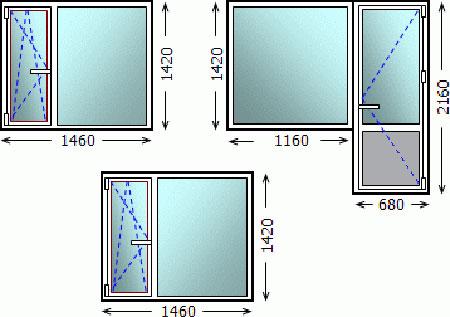 Замена подоконника пластикового окна цена